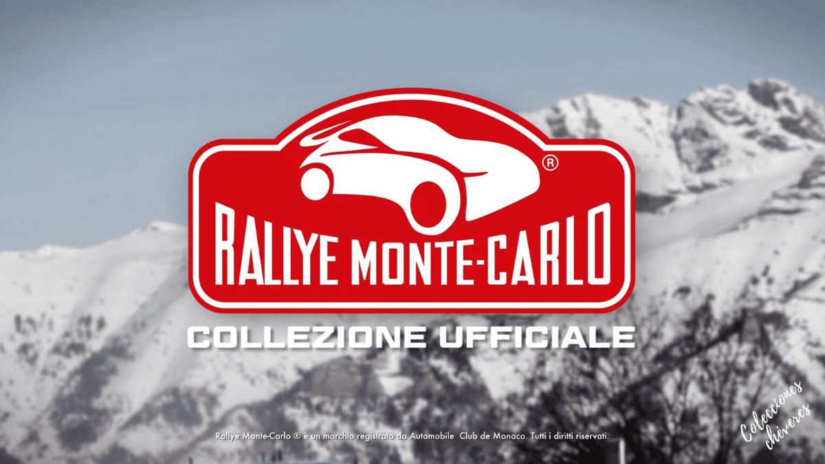 collezione ufficiale rallye monte-carlo eaglemoss collections
