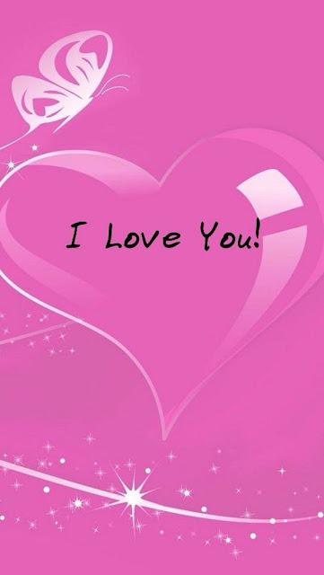 اجمل الصور المكتوب عليها i love you