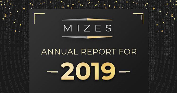 Годовой отчет Mizes