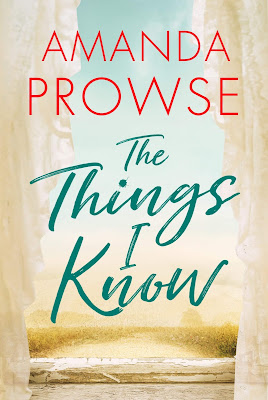 the-things-i-know, amanda-prowse, book