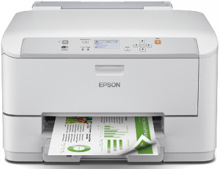 Download Driver Epson WorkForce Pro WF-5110