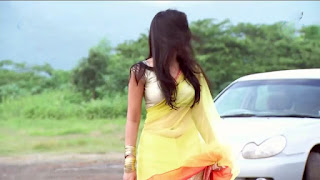 Surbhi Jyoti aka Zoya of Qubool hei In Saree (3).jpg