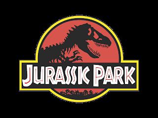 Jurassic Park Free Vector Logo CDR, Ai, EPS, PNG