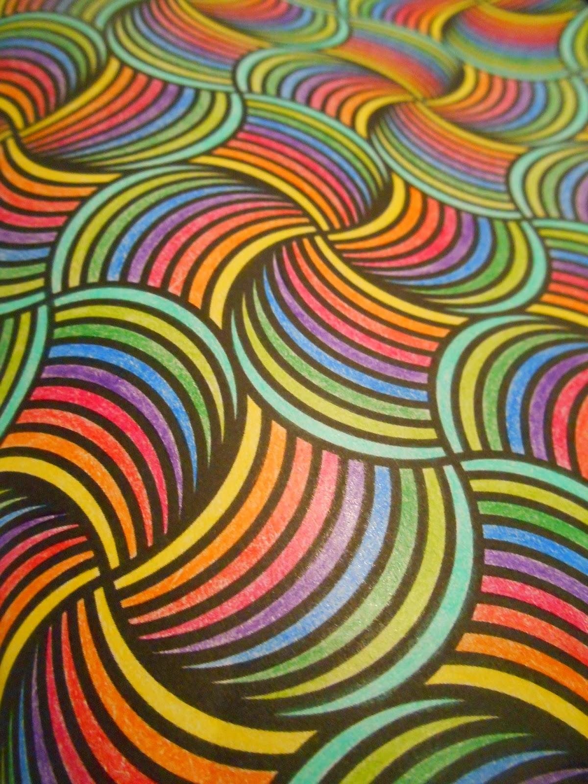 Kleurplaten Voor Volwassenen Regenboog