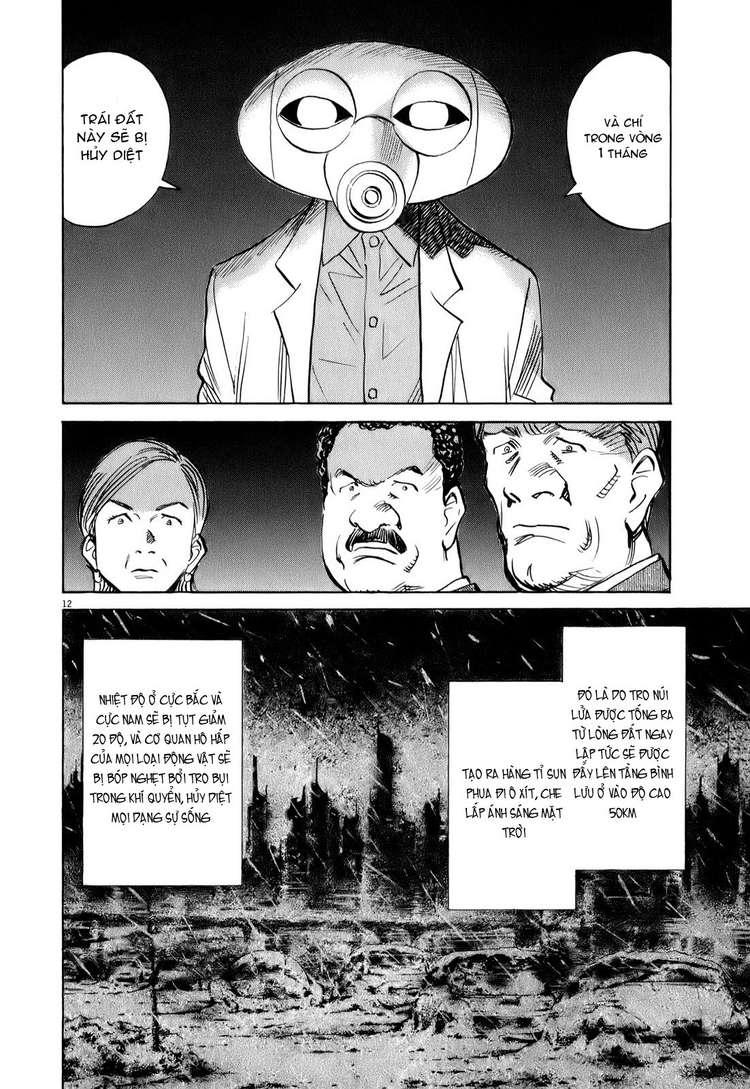 Pluto chapter 61 trang 14