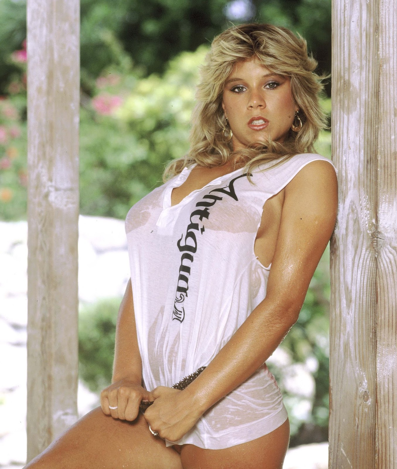 samantha fox poster