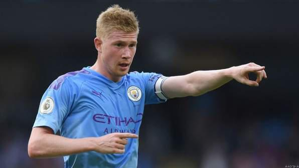De Bruyne to Miss Man City's Clash With Dinamo Zagreb