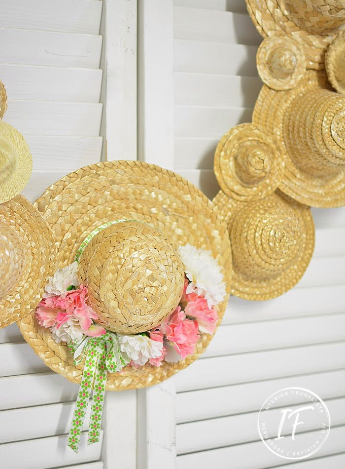 Fun Summer Hat Craft