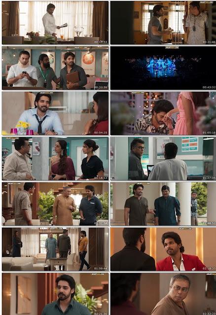 Download Ala Vaikunthapurramuloo (2020) Hindi Dubbed Full Movie 480p 720p || Moviesbaba