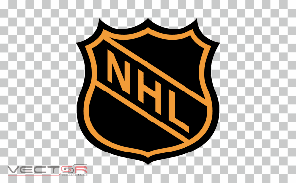 NHL (National Hockey League) (1946) Logo - Download .PNG (Portable Network Graphics) Transparent Images