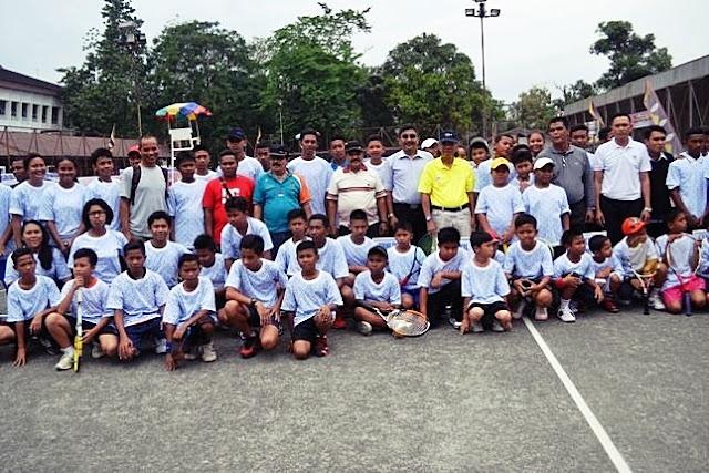 Tenis Kota Medan Mulai Menggeliat