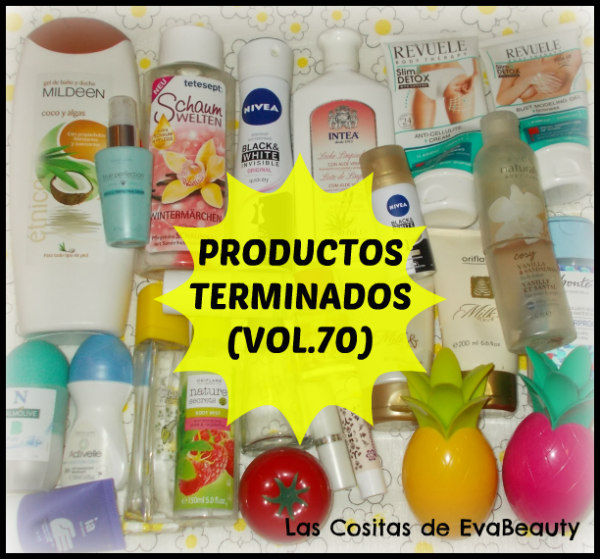 productos terminados de belleza y cosmética low cost