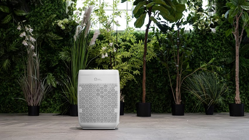 ZIGMA SMART AIR PURIFIER REVIEW:CLEAN THE AIR AND MAKES 99% STERILIZATION+SIRI VOICE CONTROL+EXCLUSIVE APP
