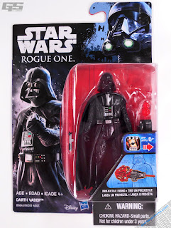 Star Wars Rogue One スターウォーズ cheap Darth Vader 5poa toys action figures hasbro Kenner
