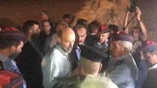 ارتفاع ضحايا سيول الأردن إلى 20 شخصا بينهم أطفال في منطقة البحر الميت في غرب الأردن وإصابة 35 آخرين