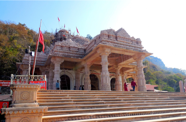 maa bamleshwari temple dongargarh | माँ बम्लेश्वरी मंदिर डोंगरगढ़