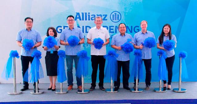 Allianz Malaysia Johor Bahru Celebrates Move to SouthKey Mosaic