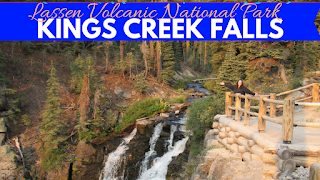 vaughn the road again northern california waterfalls adventures guide