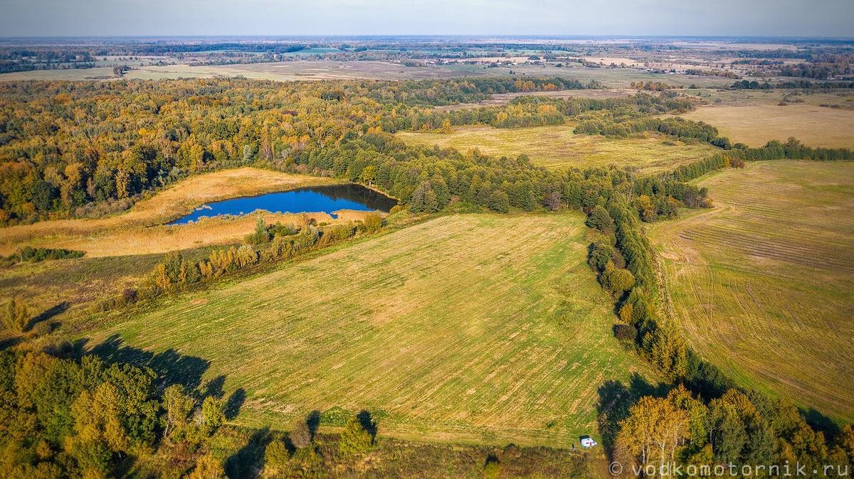 Кемпинговое поле для ГАЗ Соболь 4х4 самый западный