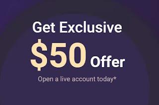 Mitrade $50 Forex No Deposit Bonus