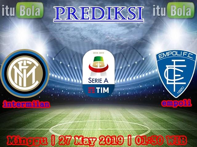 Prediksi Inter Vs Empoli - ituBola