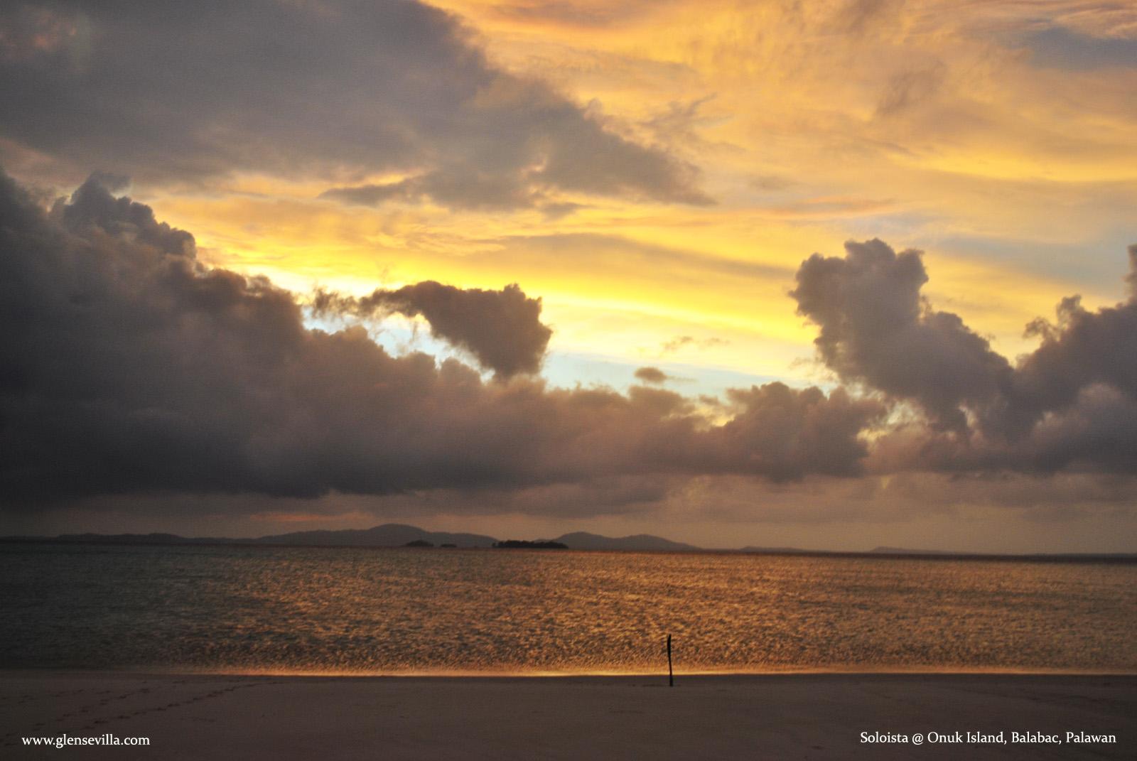 Onok Onuk Island Balabac Palawan