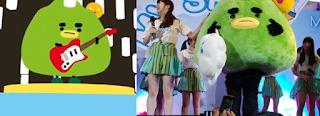 "CGM48 debuts their mascot ""P'Mon"""