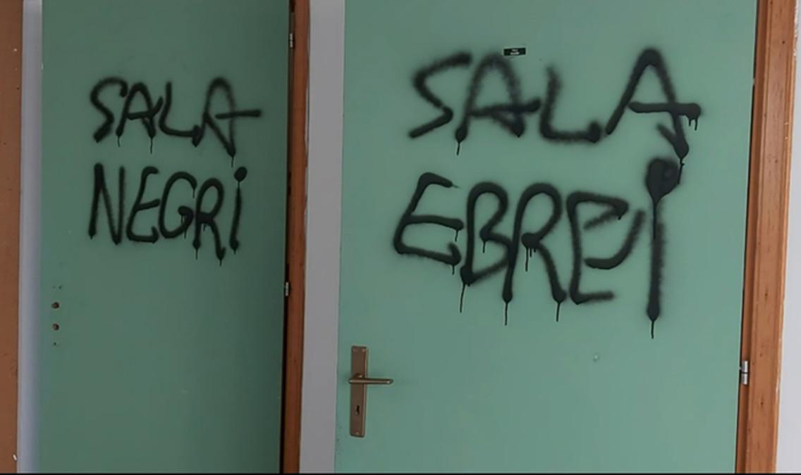 Atti vandalici a scuola