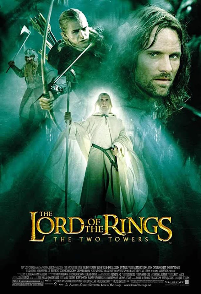 The Lord of the Rings The Two Towers 2002 EXTENDED x264 720p Esub BluRay Dual Audio English Hindi Sadeemrdp GOPI SAHI