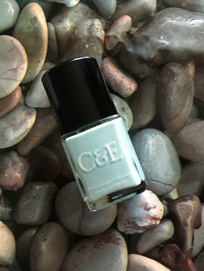 Crabtree & Evelyn - Mint Nail Lacquer