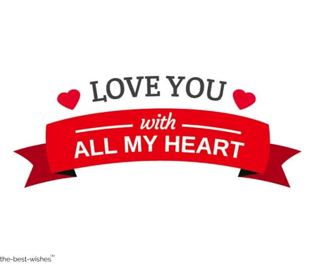 heart touching love picture messages