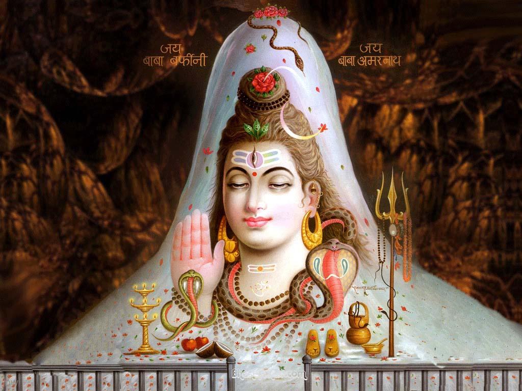 Cool Hindu Gods HD Wallpapers 2015