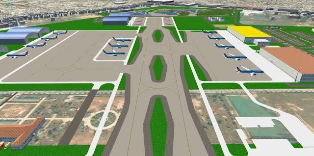 Quy hoạch sân bay tân sơn nhất