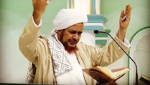 Teks Mahallul Qiyam Maulid Habsyi - Arab Latin dan Terjemahannya