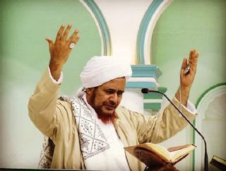 Teks Mahallul Qiyam Maulid Habsyi