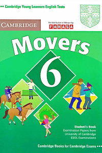 Cambridge Mover 6 - Student's Book - Answer Key - Cambridge