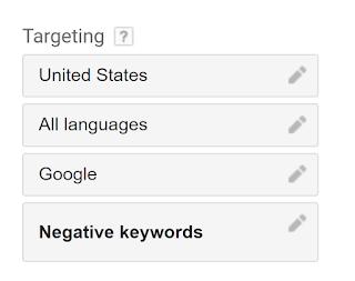 cara menggunakan google keyword planner pentargetan