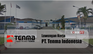 Lowongan Kerja PT Tenma Indonesia