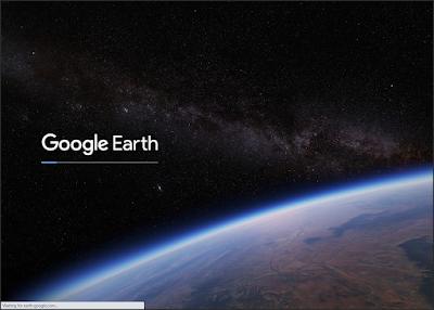 موقع جوجل إيرث Google Earth