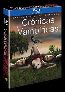 Crónicas Vampíricas (The Vampire Diaries)