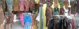 Grosir Baju Batik Murah