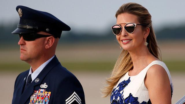Ivanka Trump revela la razón por la cual nunca criticaría a su padre en público