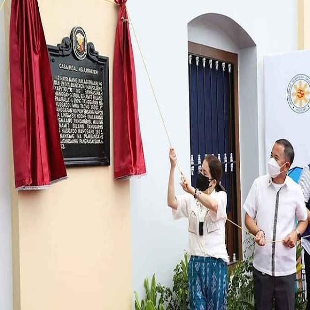 casa real ng lingayen