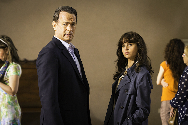Miliardový filmový trhák inferno a Benátky, Tom Hanks, Robert Langdon, Felicity Jones, Sienna Brooks, Dan Brown, film Inferno,