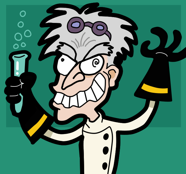 Essay on the mad scientist
