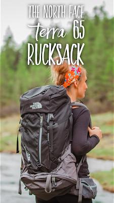 Gear of the Week #GOTW KW 26 | The North Face Terra 65 Rucksack | Ergonomischer Trekkingrucksack zum Wandern