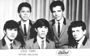 Los Yaki El Sonido Agresivo De Los Yaki