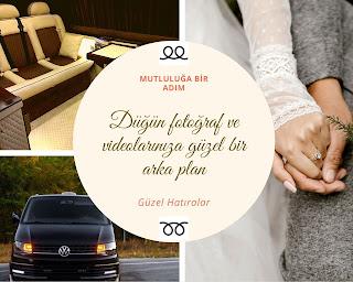 Gelin Arabası İzmir düğün arabası kiralama gelin arabası kiralama