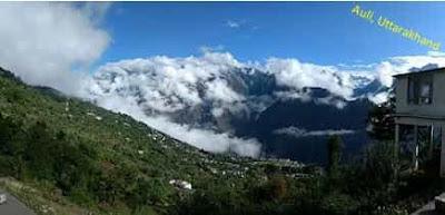 Beautiful destination in uttarakhand