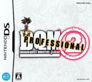 Dragon Quest Monsters: Joker 2 Professional, NDS, Mega, Mediafire